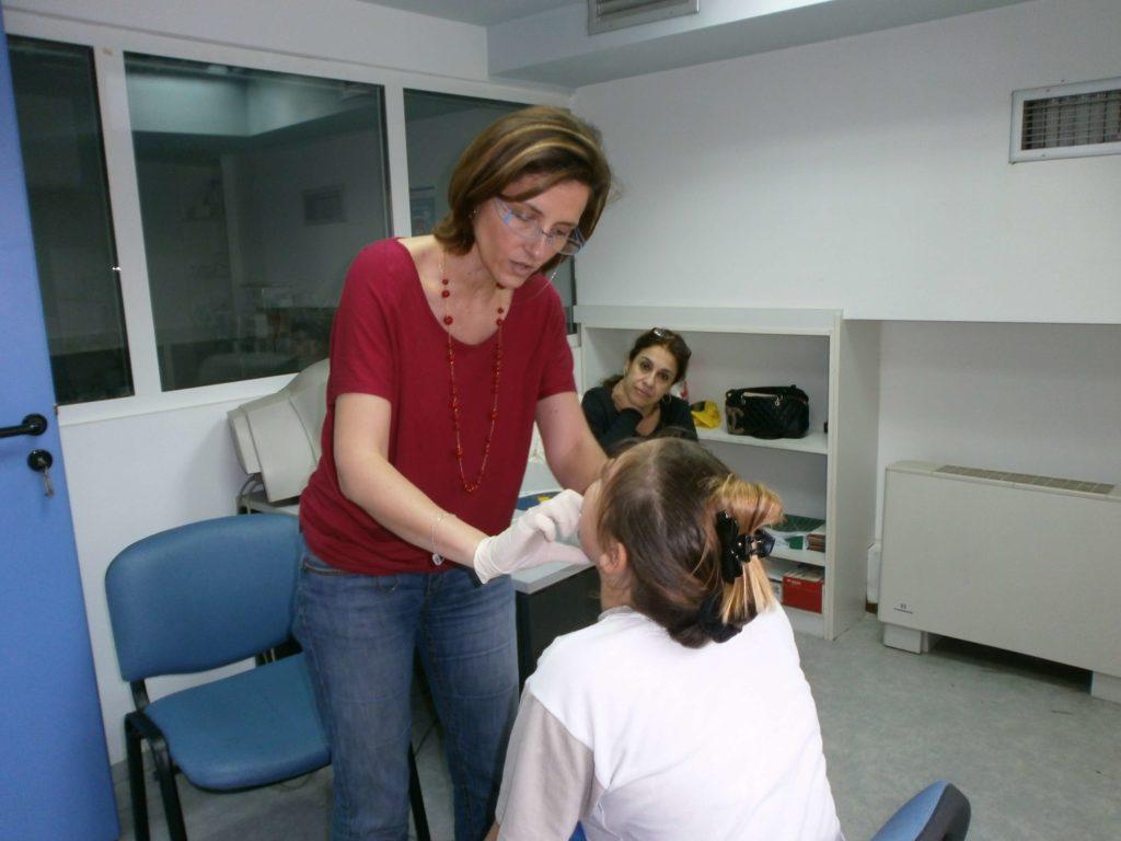 Οδοντιατρικός Έλεγχος σε 150 ανασφάλιστα παιδιά του Ν. Αττικής