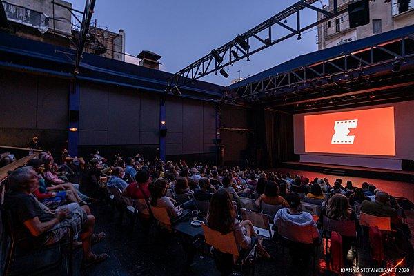 Προβολή ταινιάς στο πλαίσιο του Διεθνούς Κινηματογραφικού Φεστιβάλ Νύχτες Πρεμιέρας